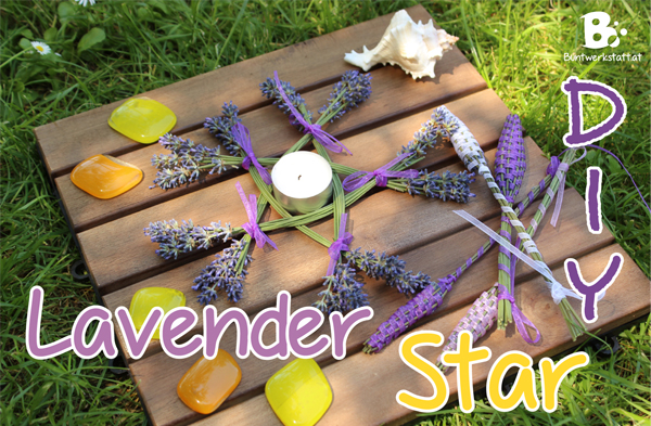 Lavender Star – DIY