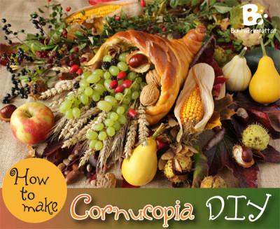 How to bake a Cornucopia