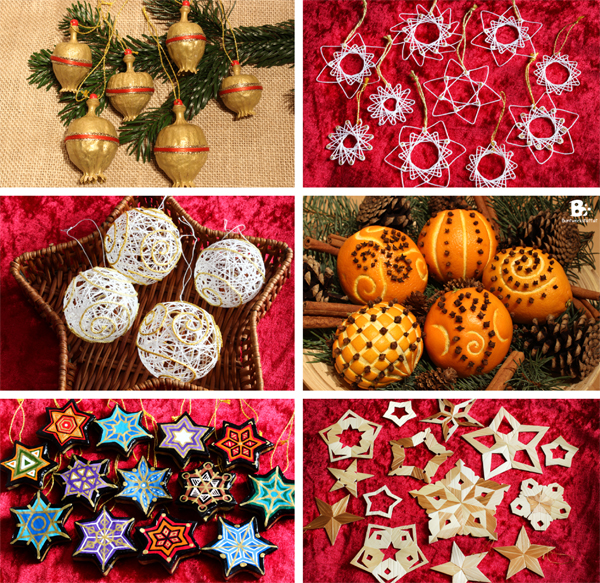 Crafty Christmas Ornaments