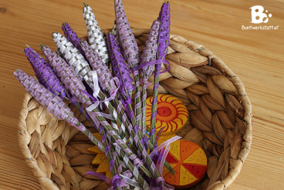Time for Lavender Wands